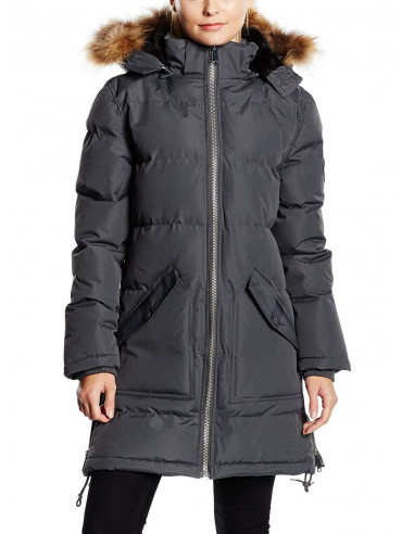 Geographical Norway Cappotto Canelle Antracite S
