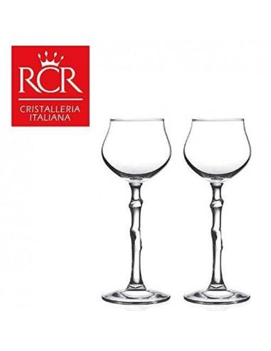 RCR calice 5 bicchiere da liquore, set da 2