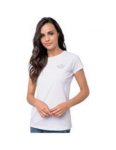 Geographical Norway T-Shirt Bianca TG. S