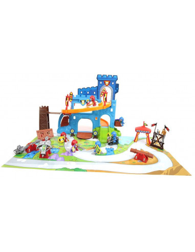 Mamatoy MMA53000-Siege Castle Assedio al Castello