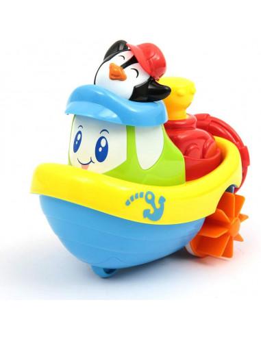 Mamatoy MMA66000-Bathsailing Boat Barca Pinguino