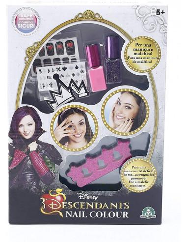 Giochi Preziosi Descendants GPZ13065 - Set per Unghie Nail Color Kit
