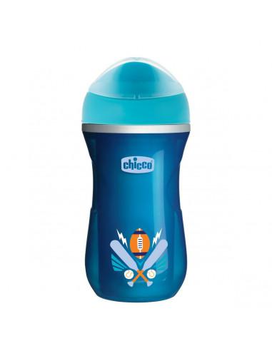 Chicco 06981210 Tazza Active, 14m+, Azzurro Scuro