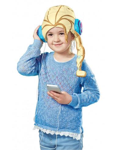 Giochi Preziosi  Berretto con Cuffie Audio Integrate, Motivo: Frozen