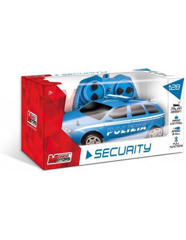 Mondo Assortimento Security Radiocomandi Forze Dell'Ordine
