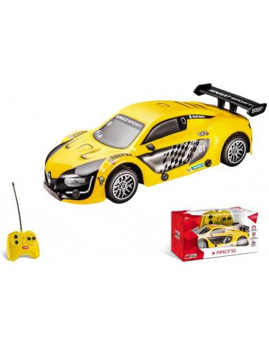 Mondo- Renault RS 01 Veicolo Radiocomandato, Colore Giallo, Norme, 63428