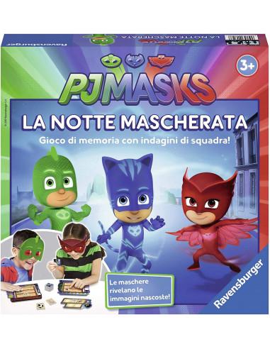 Ravensburger Italy Pj Masks la Notte Mascherata Gioco in Scatola, 21356