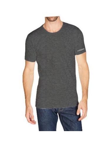 Maglie uomo manica corta ROBE DI KAPPA T-shirt BLU NAVY K1305 GIROCOLLO