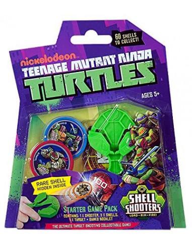 Tartarughe Ninja Turtles Shell Shooter Starter Pack