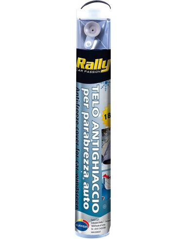 Rally 11954 Copertura Anti-Gelo per Vetro Anteriore, in Tubo