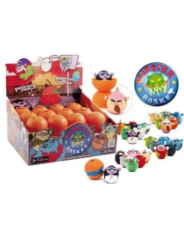 STARTRADE Monster Basket Display 00117 Personaggi E Playset Maschili, Multicolore,