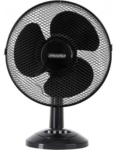 Mesko MS 7309  ventilatore Nero 30 cm