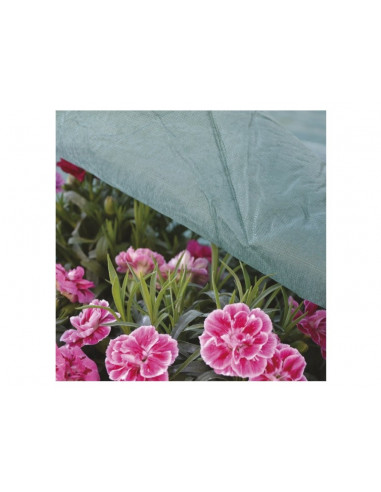 Telo protettivo per piante velo in tnt verde 17g/mq misura 1 x 10 metri