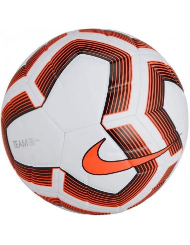 Pallone Gara/Allenamento Calcio Nike STRIKE PRO Team n° 5 101 White/Black/Total Orange