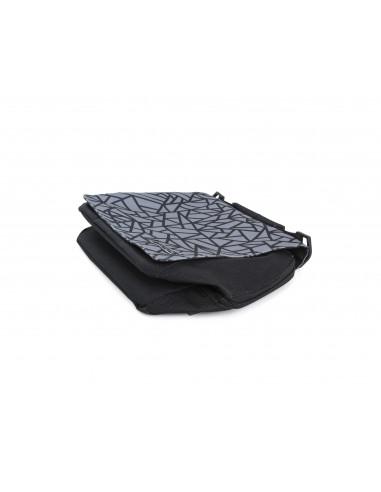 LUNCH BAG SMART MOSAICONERO31X15X20 CM