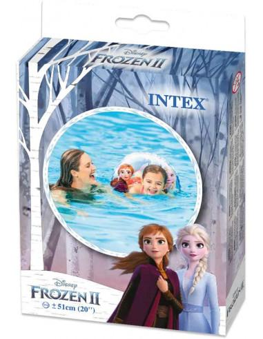 Intex- Salvagente Frozen, 51 cm, 56201