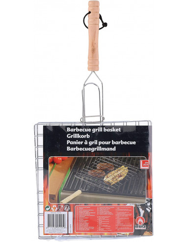 BBQ collection griglia Barbeque  20 x 20 cm