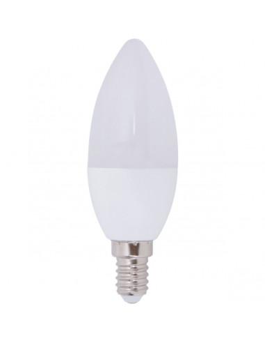 LAMPADA CANDELA LED KENNEX DURATA 15000 H, ATTACCO E 14, 350 LUMEN, CL. ENERG.A+