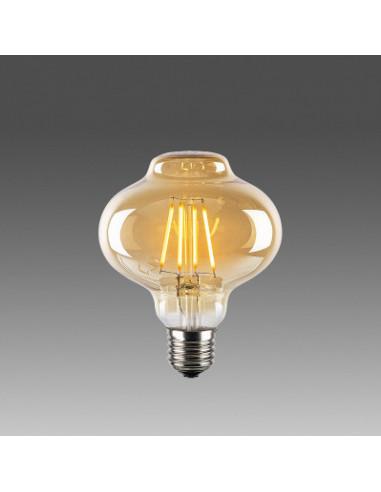 LAMPADINA LED OP-002GIALLO CALDOØ 10X12 CM