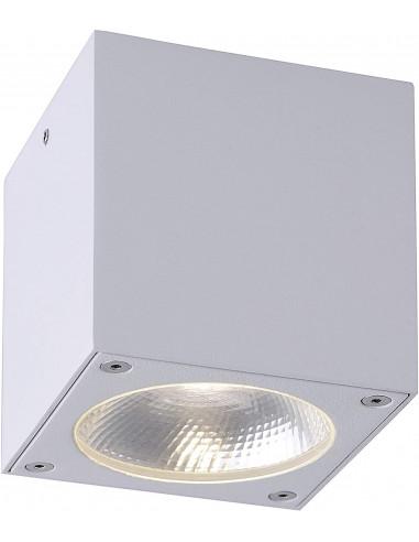 PLAFONIERA GEORG- LED1 X 7 WBIANCO9 X 9 X 9,4 CM