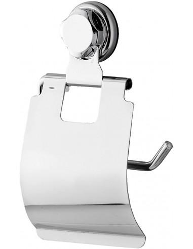 Porta Rotolo Carta Igienica a Ventosa
