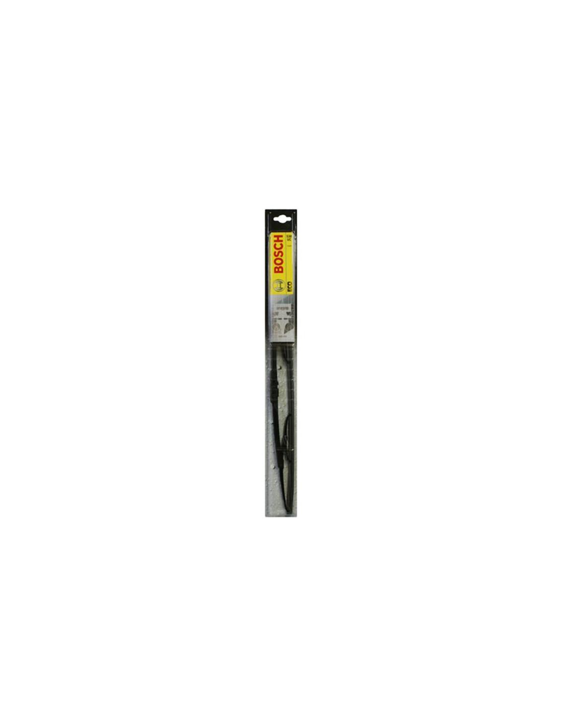 Spazzola Tergicristallo Nero Bosch Eco 530 U, Lunghezza: 53 Cm Bosch