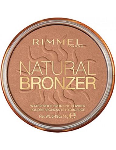 RIMMELTERRA NATURAL BRONZER 022 SUN BRONZE SPF 151