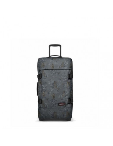 Borsa Con Ruote Tranverz M Wild Grey 35.5x67x30 cm Eastpak