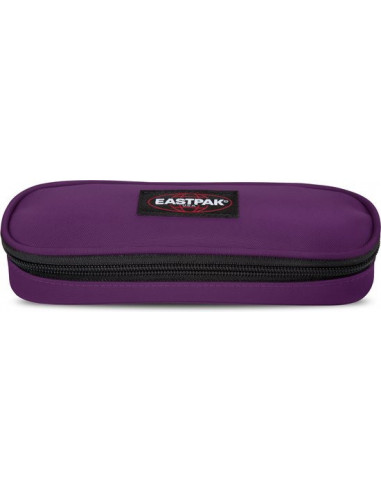 Astuccio Oval Power Purple 22x5x9 cm Eastpak