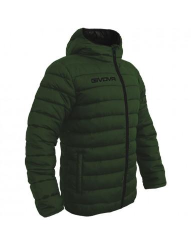 Givova Giacca Olanda G013-5110 Verde Militare