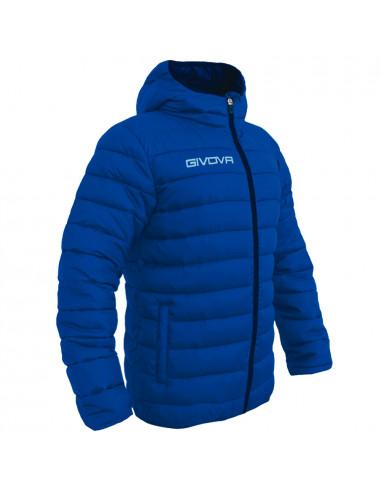Givova Giacca Olanda G013-0204 Azzurro-Blu