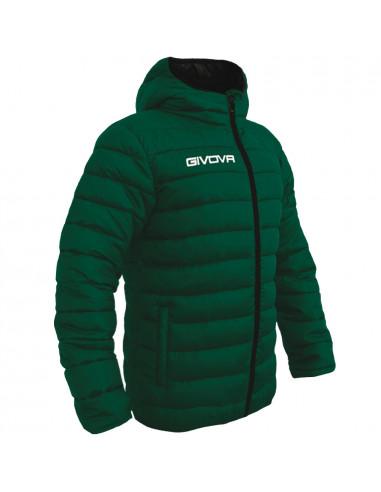 Givova Giacca Olanda G013-2610 Verde Scuro