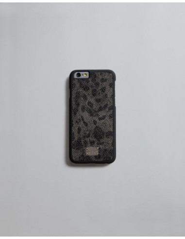 Porta iPhone Dolce&Gabbana iphone 6g plus Uomo -  IN PELLE DI VITELLO