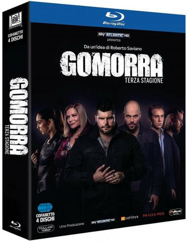 GOMORRA LA SERIE STAGIONE 3 BLU-RAY WARNER BROSS