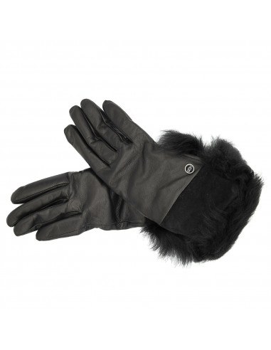 Guanti Quinn Glove Nero