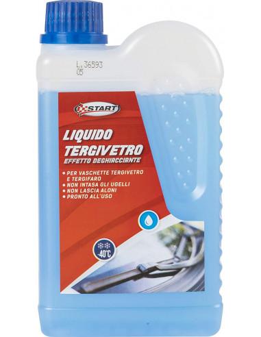 START Liquido tergivetro concetntrato Effetto deghiacciante Fino a -40°C
